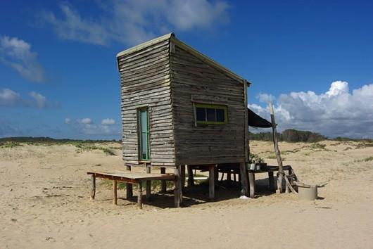 Barra de Valizas, Uruguay. Photograph: Ficover