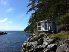 North of Vancouver, British Colombia, Canada. Photograph: Kim Hadley