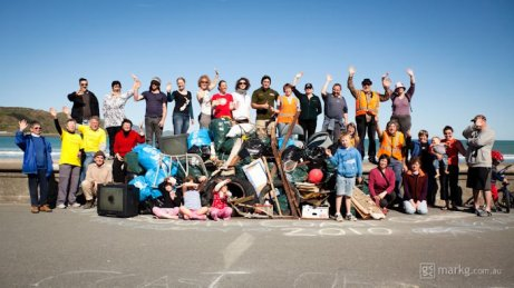 South Coast Cleanup-